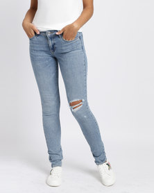Levi's® 711 Skinny Fit Jeans Outta Time