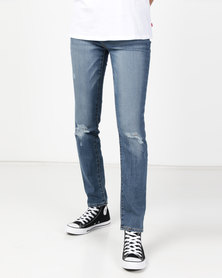 Levi's® 811 Curvy Skinny Fit Make Or Break Jeans Blue