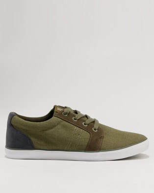 North Star Casual Sneaker Green