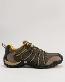 Weinbrenner Performance Outdoor Shoe Khaki