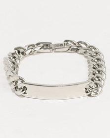 Xcalibur ID Bracelet Silver
