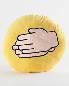 Pamper Hamper Emoji Hands Hi5 Yellow