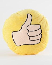 Pamper Hamper Emoji Hands Thumbs Up Yellow