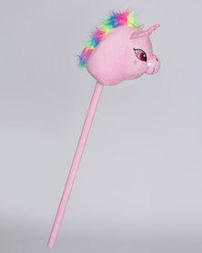 Pamper Hamper Unicorn Stick Pink
