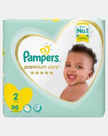 Pampers Premium Care Mini Size 2 Jumbo Pack 96
