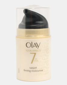 Olay Total Effects 7-In-One Night Firming Moisturiser 50ML
