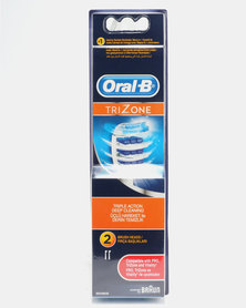 Oral B Refill - EB30 Trizone 2ct Toothbrush Head
