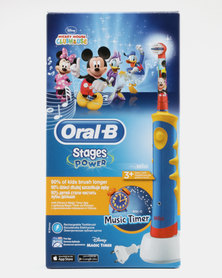 Oral B Stages Kids Power Brush D10 Mickey Multi