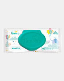 Pampers Baby Wipes Sensitive Refill 56