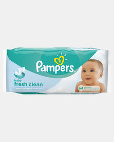 Pampers Baby Wipes Fresh Refill 64