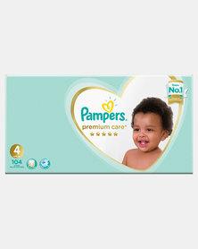 Pampers Premium Care Maxi Pack 104