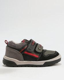 Bubblegummers Boys Casual Sneaker Grey