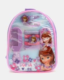 Character Brands Sofia The First Hair Accessories Gift Bag Purple