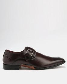 Mazerata Sir 2 Formal Shoes Burgundy