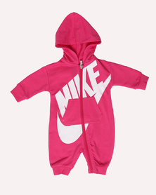 Nike NKN All Day Play Coverall Pink