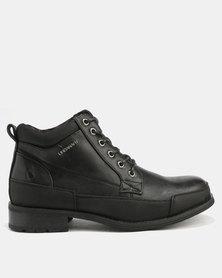 Urbanart Vivlite 19 Wax Nyl Boots Black