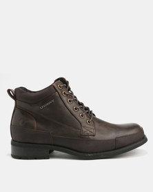 Urbanart Vivlite 19 Wax Nyl Boots Choc