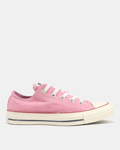 044ec8c69e58 Converse Chuck Taylor All Star Sneakers Stone Wash Light Orchid Light  Orchid White