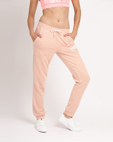 Puma Athletic Pants Pink
