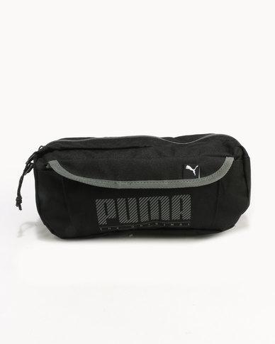 c08840e9eb4353 Puma Sole Waist Bag Black