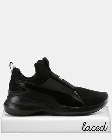 Puma Rebel Mid Wns EP Sneakers Puma Black