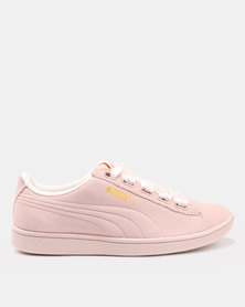 Puma Vikky Ribbon Sneakers Pearl-Pearl