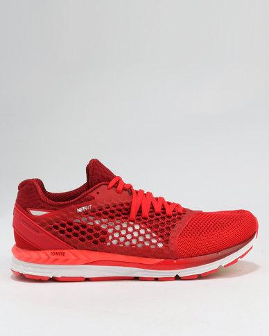 1e1b571187a8 Puma Performance Speed 600 IGNITE 3 Sneakers Red