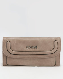 Bossi PU Wallet Taupe