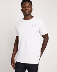 Deacon Capital Short Sleeve T-Shirt White