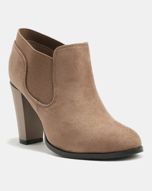 Utopia Utopia Gusset Shoots Taupe 2014 new cheap online buy cheap under $60 9WpoZ8plD
