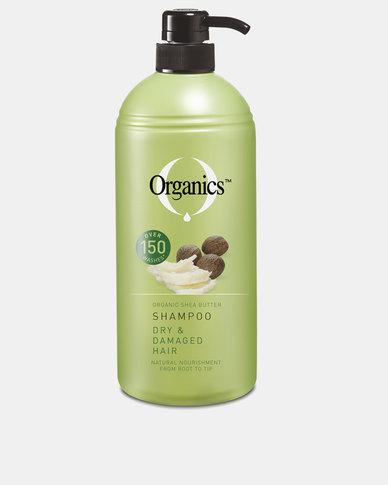 Organics Dry & Damaged Shampoo 1L