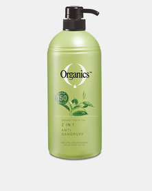 Organics Anti Dandruff 2-in-1 1L