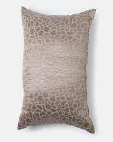 Casa Culture Natural Cloud Oblong Cushion Natural