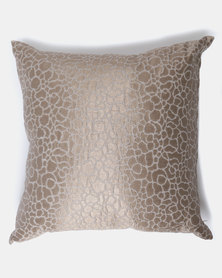 Casa Culture Natural Cloud Square Cushion Natural