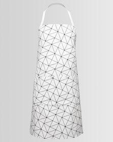 Casa Culture Origami Apron White