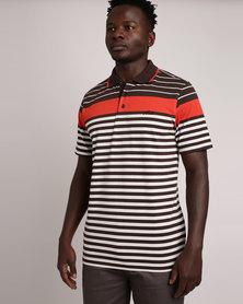 Samson Majita Golfer Brown