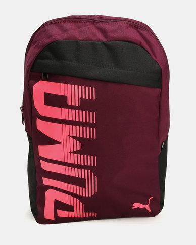 57626c2355d Puma Pioneer Backpack Pink | Zando