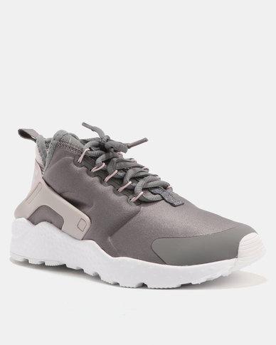 8d8edefa8494c Nike Air Huarache Run Ultra Sneakers Gunsmoke   White