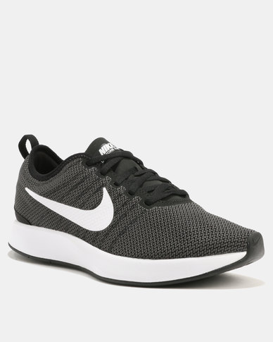 sports shoes 86dc1 e68e4 Nike Men s Dual Tone Racer Sneakers Dark Grey   White   Zando