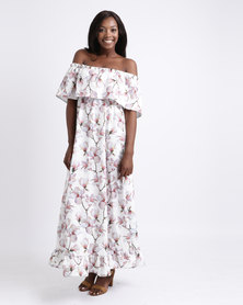 Gee Love It Bardot Maxi Orchid