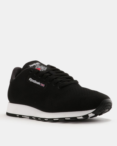 30abadba30 Reebok Classic Leather ULTK Black & White