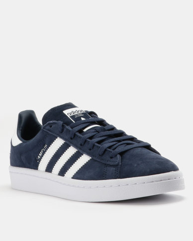 adidas adidas Campus Womens Sneakers Mineral Blue/White sale how much JVDxKRBJ