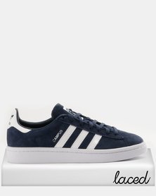 adidas Campus Womens Sneakers Mineral Blue/White