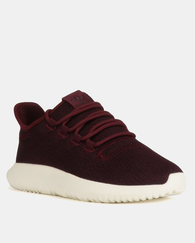 adidas Originals Tubular Shadow W Sneakers Maroon/White