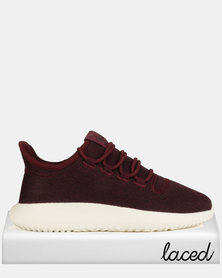 adidas Originals Tubular Shadow W Sneakers Maroon/White