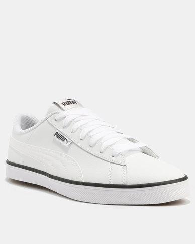 timeless design 75a17 143de Puma Urban Plus Low Sneakers White   Zando