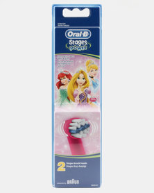 Oral B Refill Stages Kids Princess 2ct