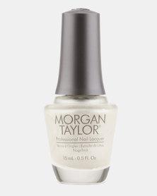 Morgan Taylor Nail Polish Matadora Collection I'm Drawing A Blanco