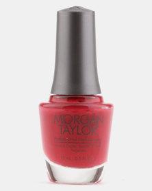 Morgan Taylor Nail Polish Matadora Collection Don't Break My Corazon