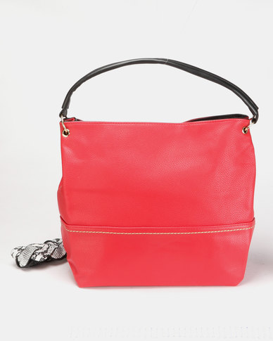 Utopia Litchi Shopper Red